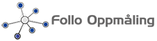 Follo Oppmåling Logo